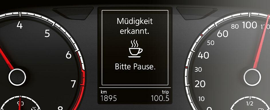 Sistem za zaznavanje utrujenosti voznika