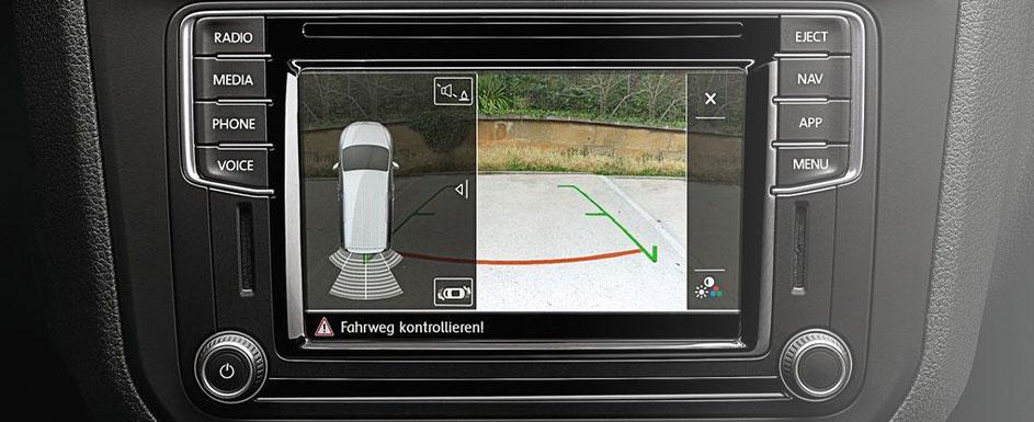 Kamera za vzvratno vožnjo Rear View