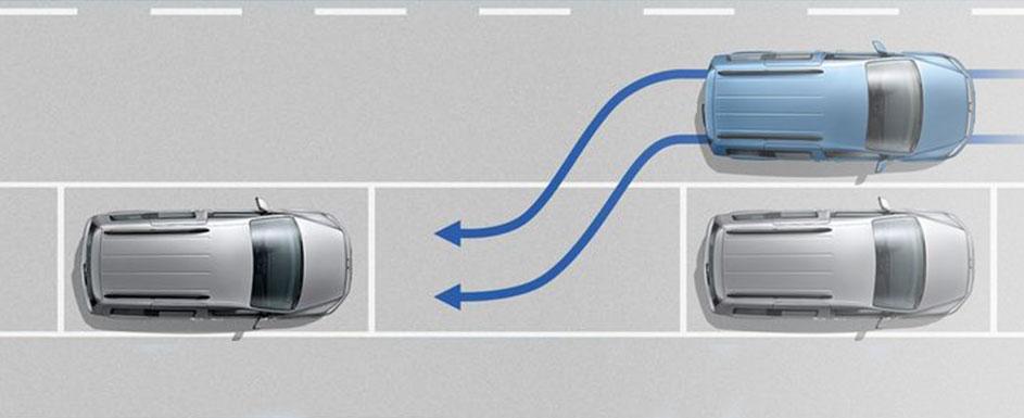 Parkirni sistem s krmilno avtomatiko